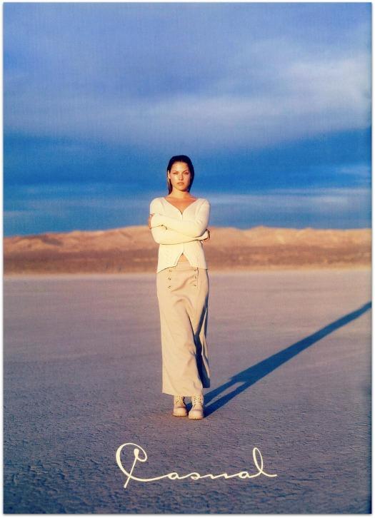 Ali casual Mohave Desert 1997