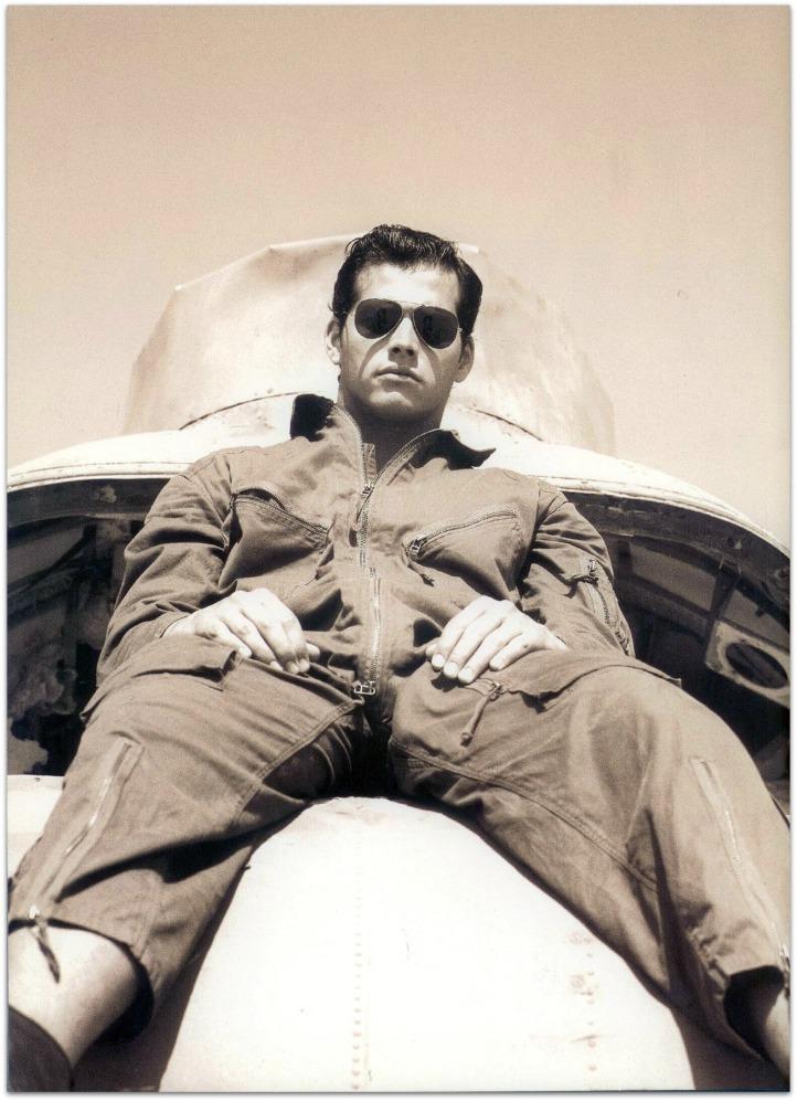 Charles Andrews  for Vide  bula summer 1997 in Mojave Desert, San Bernardino County, California