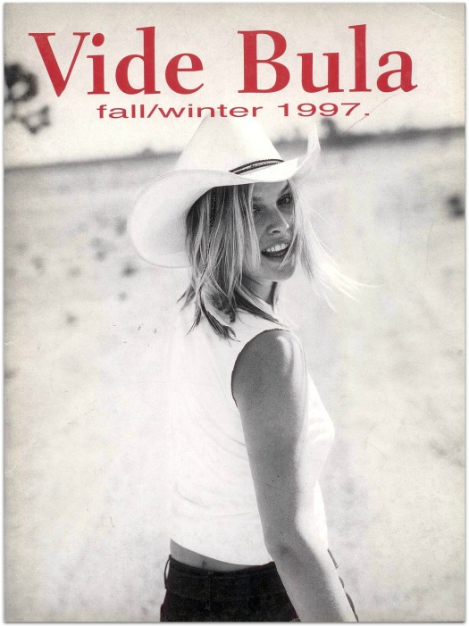 Cover Vide Bula catalog 1997 - Mojave Desert, San Bernardino County, California, CA