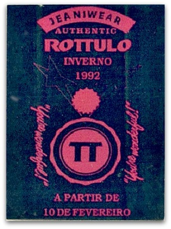 Invitation 1992