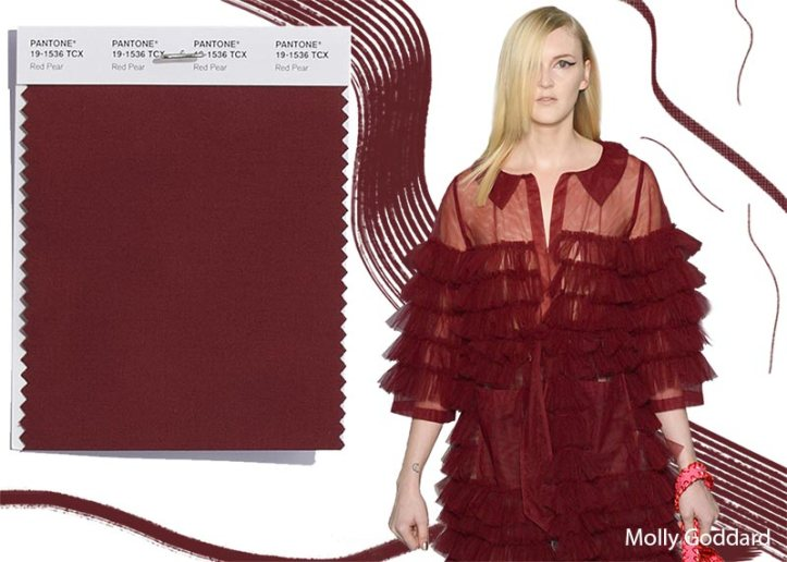 fall_winter_2018_2019_Pantone_colors_trends_Red_Pear