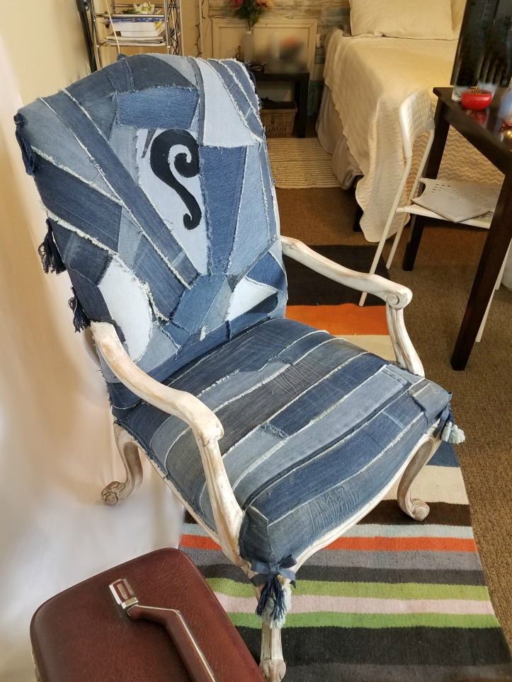 Jeans chair 3